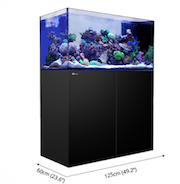 Red Sea REEFER™ Peninsula 500 Black