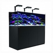 Red Sea Reefer Deluxe XXL 625 Aquarium (Black)