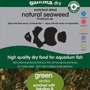 Gamma Dry Natural Green Seaweed 12g