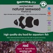 Gamma Dry Natural Red Seaweed 12g
