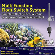 D-D Multi Function Float Switch System with mains outlet supply