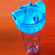 Refillable Slow Flow Filter (ro pipe fitting)