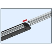 AquaRay MMS Rail 158mm