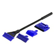 D-D Aquascraper 4 in 1 Cleaning Kit 6inch