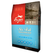Orijen Dry Complete 6 Fish Dog Food 2kg