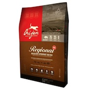 Orijen Dry Complete Regional Red Dog Food 2kg