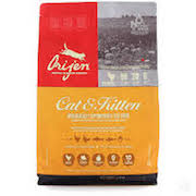 Orijen Cat and Kitten Food - Dry - 1.8kg Bag