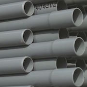20mm Rigid Pipe - 1m Length