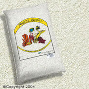 Natures Ocean Aragonite Sand #0 20LB bag