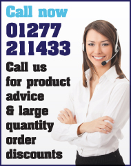 Call now 01234 456 789 Call us for product advice and large quanity order discounts