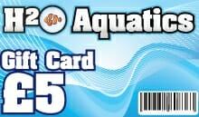 H2O Aquatics Gift Card