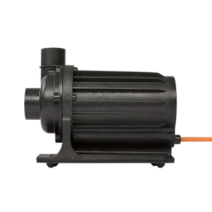 Abyzz A400 Side View of pump