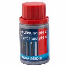 Aqua Medic Calibration Fluid PH4