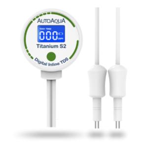 AutoAqua Titanium S2 Dual Digital TDS Meter