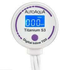 AutoAqua Titanium S3 Triple Digital