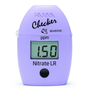 Hanna Saltwater Nitrate Low Range Checker® HI781